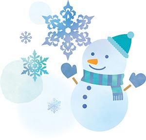 雪だるま・レッスン見学