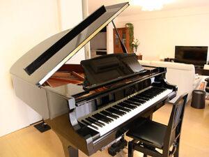 千葉ピアノ教室(小倉北区)の風景1