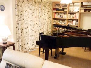 千葉ピアノ教室(小倉北区)の風景4